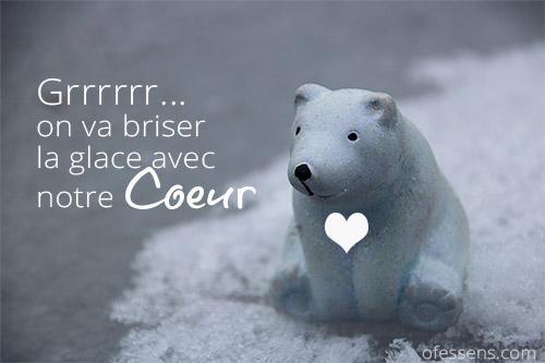 Ours-polaire-briser-la-glace-coeur