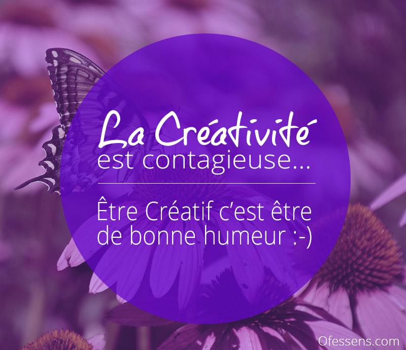 La créativité est contagieuse